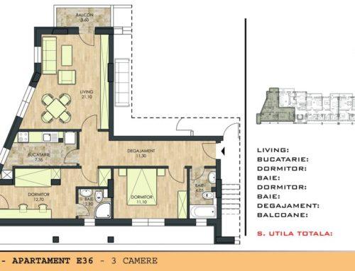 Motilor Residence Ap E36