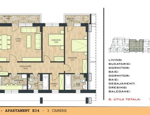Motilor Residence Ap E34