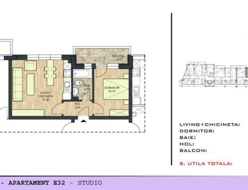 Motilor Residence Ap E32