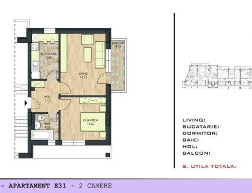 Motilor Residence Ap E31
