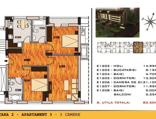 Campia Libertatii Residence Ap 3 Scara 2