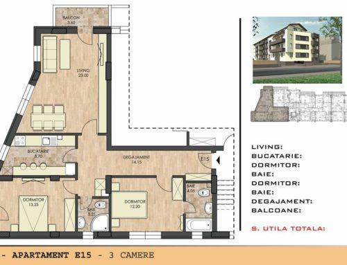 Motilor Residence Ap E15