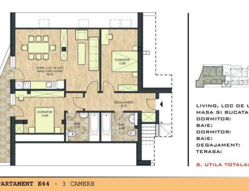 Motilor Residence Ap E44
